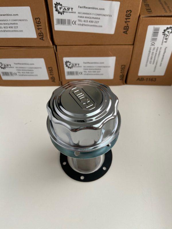 Tapón de combustible con filtro